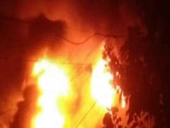 One Dead, 19 Hospitalised In Fire In A Mumbai High Rise