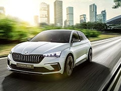 Skoda Vision RS Production Version To Be Badged As Skoda Scala