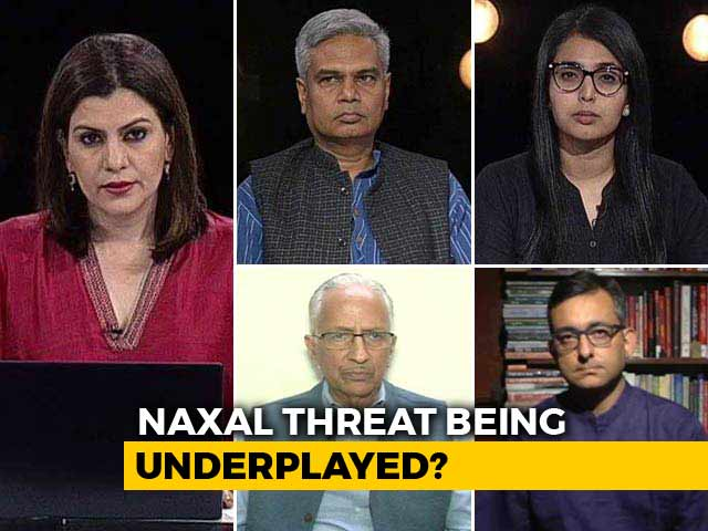 Video : Is The Maoist Threat Being Underplayed?
