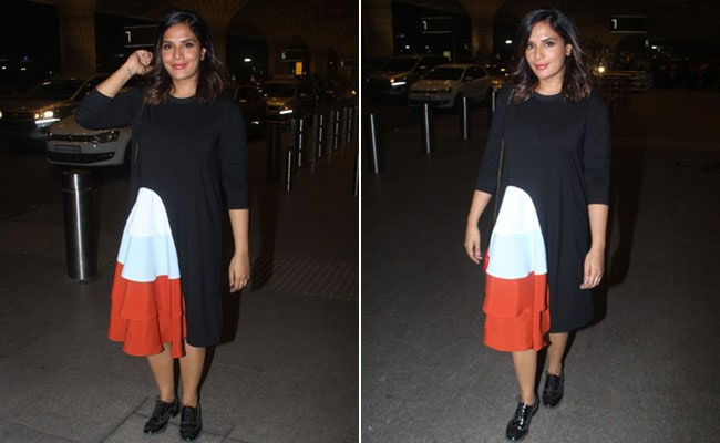4 Colour Block Dresses To Try Richa Chadha's Bright Look