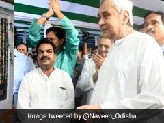 Odisha Chief Minister Lays Foundation Stone Of Odia University