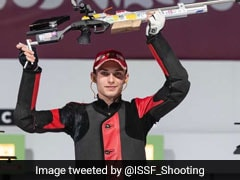 Russian Shooter Grigorii Shamakov Wins First Gold Of 2018 Youth Olympics