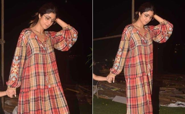 3 Plaid Dresses To Try Shilpa Shetty's Checked Look