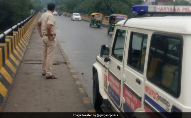 Gurgaon Couple Stabbed To Death In Front Of 7-Year-Old Son: Police
