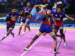 Pro Kabaddi League: Bengal Warriors Lose To Dabang Delhi, Taste First Defeat