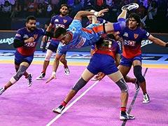 PKL: Bengal Warriors Lose To Dabang Delhi, Taste First Defeat