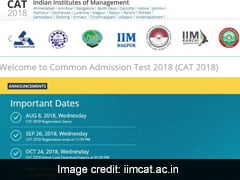 CAT Result 2018 Announced Today On The Official Website