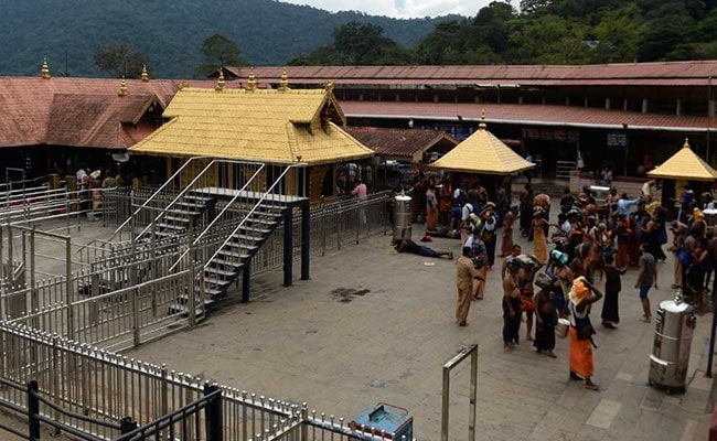 Sabarimala Temple Highlights: Woman Suffers Panic Attack As Protesters Heckle Her, Taken To Pamba Hospital