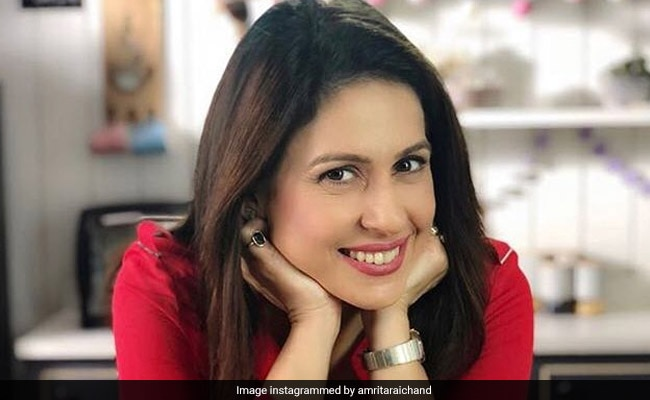 Celeb Chef Amrita Raichand Does Circuit Training After Karwa Chauth Fasting And Bingeing: Watch Video