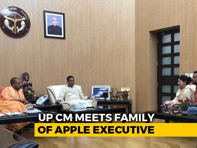 "Video : Yogi Adityanath Has ""Accepted All Demands"": Killed Apple Executive's Wife"