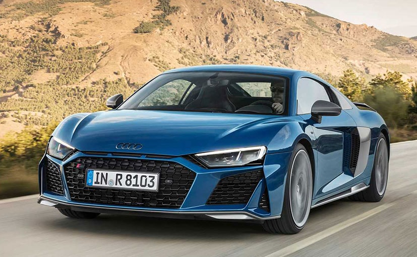 2019 Audi R8 Revealed With More Power, Sharper Styling