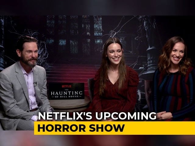 Video : Meet The Stars Of <i>The Haunting of Hill House</i>