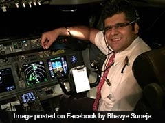 Friends, Neighbours Remember Delhi Pilot Who Flew Doomed Indonesian Plane