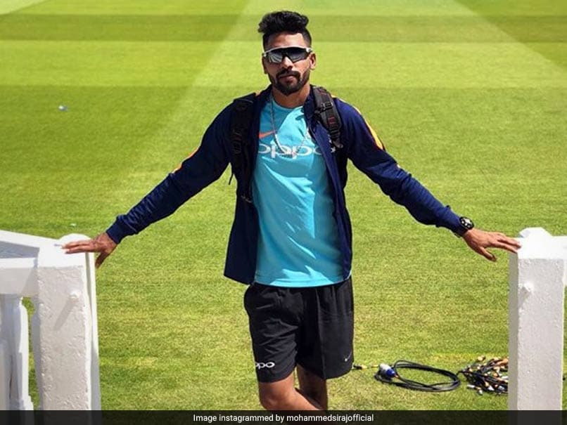 Virat Kohli Took Away My Pressure In Debut Game, Says Mohammed Siraj