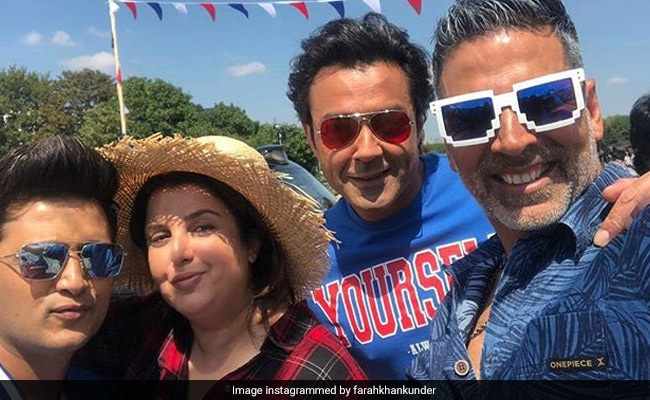 After Sajid Khan Steps Down Over #MeToo Allegations, Housefull 4 To Be Directed By Farhad Samji