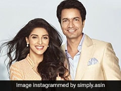 Asin And Rahul Sharma Share First Pictures And Name Of Their Daughter On Her First Birthday
