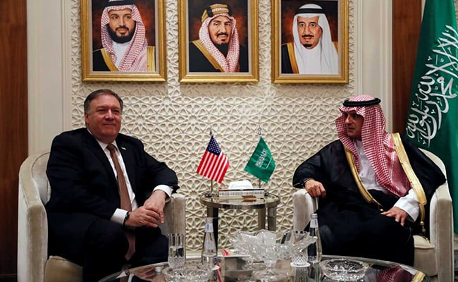 Mike Pompeo Meets Saudi King, Turkish Officials To Search Consul's House