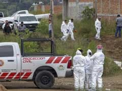 At Least 19 Bodies Found In Unmarked Graves In Mexico: Official