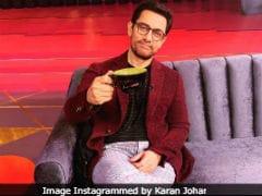 <I>Koffee With Karan</I> 6: Aamir Khan And Karan Johar Indulge In 'Crazy Banter,' Malaika Arora Judges Rapid Fire