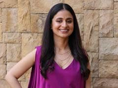 Rasika Dugal's Purple Outfit Is How You Go Bold This Autumn. Get Her Look