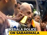 "Video : ""I Am Also Ayyappa Devotee,"" Said Top Cop, Negotiating With Protesters"