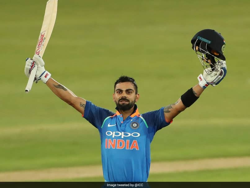 India vs West Indies: Virat Kohli Scores His 37th ODI Century, Shatters Records