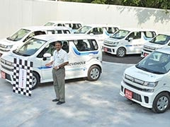 Maruti Suzuki Flags Off Electric Vehicles For Field Testing In India