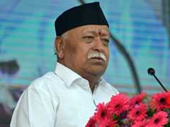 "RSS Chief Mohan Bhagwat Cautions Against ""Urban Maoism"", ""Neo-Left"""