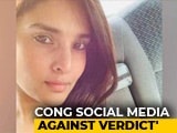 Video : Divya Spandana Reportedly Upset With Congress, Skips Work