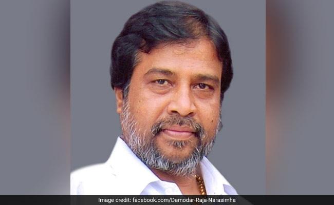 Congress Leader Damodar Rajanarasimha's Wife Joins BJP In Telangana