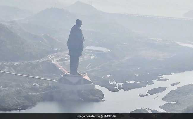 Statue Of Unity Twice As Tall As Statue of Liberty In New York: Top Facts