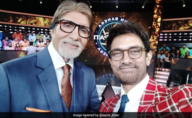 'ठग्स ऑफ हिंदोस्तां' के रिलीज से पहले अमिताभ बच्चन से मिले आमिर खान, बोले- दिल से क्षमा मांगता हूं...