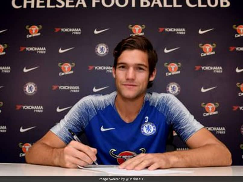Marcos Alonso Signs New Chelsea Deal Until 2023
