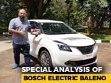 Video: EXCLUSIVE: Bosch All-Electric Maruti Suzuki Baleno