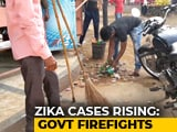 Video : 72 Zika Cases Detected In Jaipur; States Asked To Intensify Control Steps