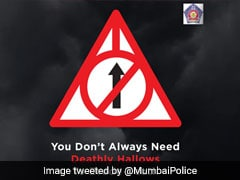 Mumbai Police's Road Safety Warning Comes With Clever Harry Potter Twist