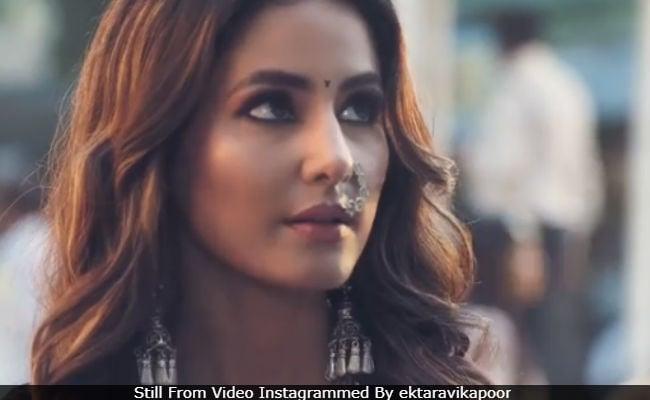 Yes Hina Khan Is Playing Komolika In Kasautii Zindagii Kay 2