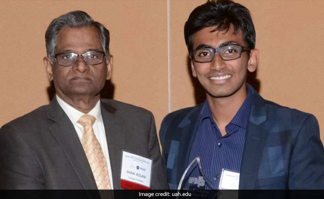 Indian Student In US Uses Big Data Analytics To Tackle Parking Problem