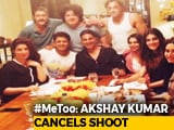 Video : Akshay Cancels Film Shoot After #MeToo Stories Against Director & Co-Star