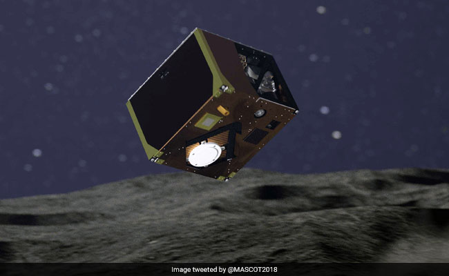 Japan Space Probe Launches New Robot Towards Asteroid