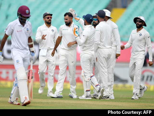 India, West Indies Clash In Two-Test Series