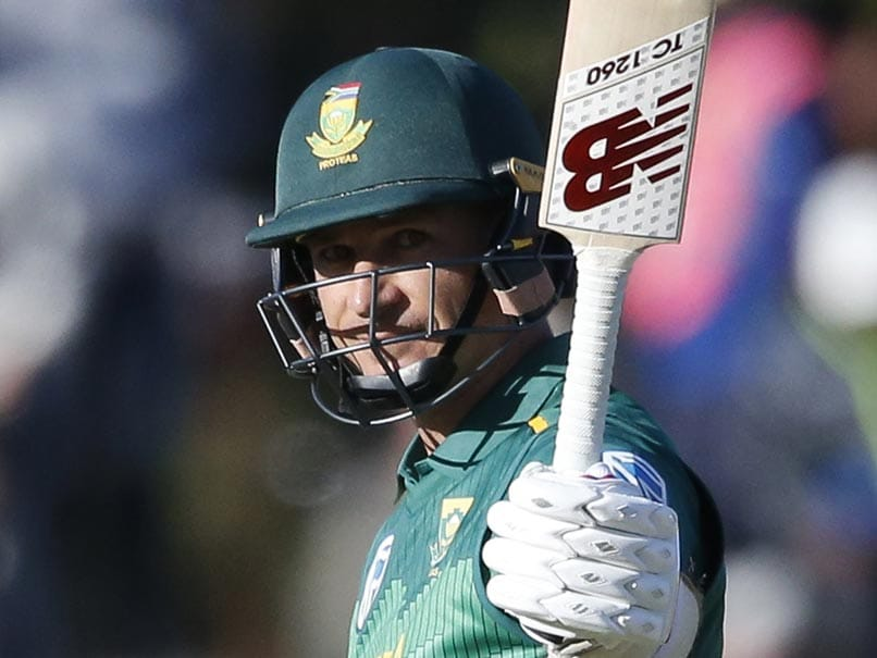 Dale Steyn Returns To ODI Cricket With Maiden Half-Century