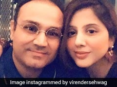 Virender Sehwag, Amitabh Bachchan And Other Celebs Post On World Smile Day