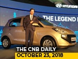 Video : Hyundai Santro Launch, Honda Amaze Sales, Maruti Suzuki S-Cross