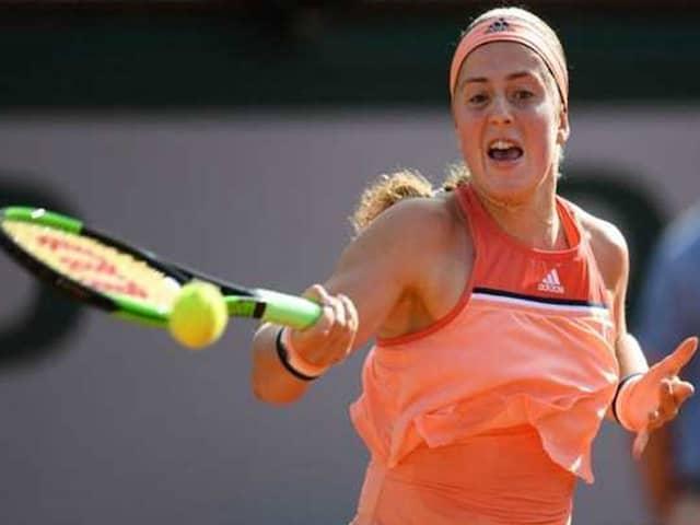 Jelena Ostapenko Dumped Out Of Hong Kong Open By Lowly Kristina Kucova