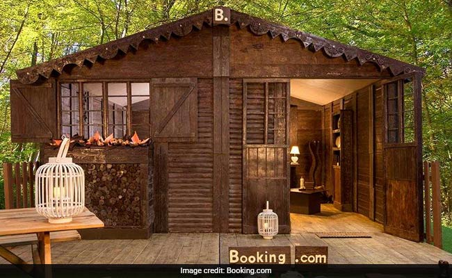 Viral: A Cottage Made Entirely Of Chocolate - And You Can Actually Stay In It