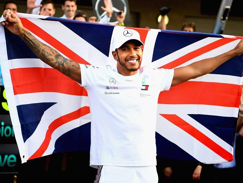 Mexican Grand Prix: Lewis Hamilton Secures Fifth World Title As Max Verstappen Wins Mexican GP