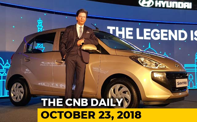 Video : Hyundai Santro Launch, Honda Amaze Sales, Maruti Suzuki S-Cross