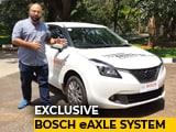 Video : EXCLUSIVE - Bosch All-Electric Solution: eAxle System