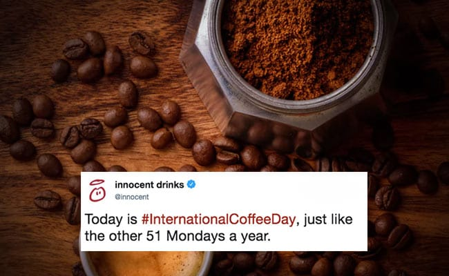 On International Coffee Day, Netizens Celebrate With The Funniest Tweets